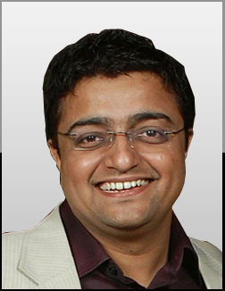 Jay Jain - co-founder, m-AdCall Digital Media